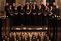 Sing in the Choir :: La Nova Singers :: Photoshoot Inspiration / Ideas for classical choir La Nova Singers next promo photoshoot.
