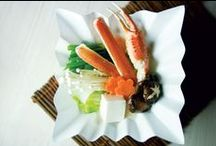 Japanese food in our Menu /  Japanese Food in our menu. Enjoy~!