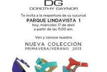 Sucursales / Tiendas Dorothy Gaynor