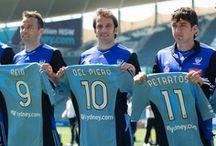 Sydney FC / Sydney is sky blue! Long live the Del! Alessandro Del Piero!