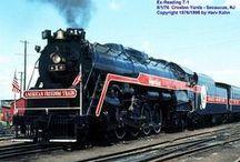 FERROCARRILES / viajeros al tren