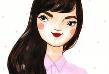 Art / Ilustration, paintings, art prints etc