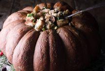 A.u.t.u.m.n / Autumnal, fall recipes