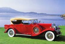 CLASICOS AMERICANOS / -CADILLAC--CORD--BUICK--DUESEMBERG --PACKARD--FORD
