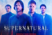 supernatural / saving people. hunting things.  the family business.  / by skylar . . .
