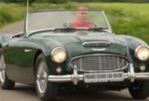 AUSTIN--MG--MORRIS --TRIUMPH --SUMBEAN / AUTOS INGLESES HISTORICOS