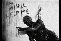 horror and mystery / by skylar . . .