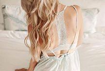Lingerie & pretty lace