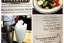 #Foodies / Our fave local lunch joints!