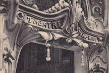Halloween at Hemlock Hall :: Haunted Theatre 2014 / Hemlock Hall becomes The Old Arsenic Theatre