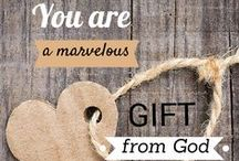 Encouraging Quotes / Pictures and quotes that encourage people to be who God created them to and to live their life to their fullest.