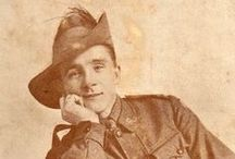 Australian Great War Poetry - Men / Australia men during the Great War wrote some very powerful poetry, yet they are still not studied in Australia as much as their English counterparts. It is a rich and wide collection and should be compulsory reading for all Australians who love their country. https://www.facebook.com/australianwarpoetry