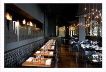 Restaurants Interior Design / Inspirational Restaurant Interior Designs, Awesome Bar design ideas, Modern interior projects.