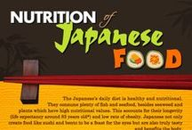 Japanese Food Facts / Know more about Japanese Food and Drinks, basically their daily diet. It's nutritional values, history, art of eating (etiquette) etc. #japanesefood #facts_japanese_food