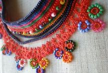 Textiles: accessories and jewelry