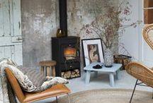 De Hypotheker wooninspiratie / Van je huis een thuis maken. Van die woningen die heel goed een bepaalde sfeer kunnen meegegeven. Houd dit bord in de gaten voor inspirerende interieurs!