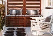 De Hypotheker - inspiratie voor buiten / Bij een huis hoort vaak ook een balkon of een tuin. Hier vind je inspiratie en tips om je in jouw tuin of op jouw balkon ook helemaal thuis te voelen!