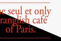 Scoop Café Paris / Visuels et addictions