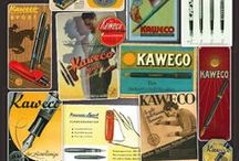 Kaweco Pens / KaWeCo (Federhalter-Fabrik Koch, Weber & Co) was founded in 1883 and is a manufacturer of writing instruments based in Heidelberg, Germany. Originally it was known as the Heidelberger Federhalterfabrik.