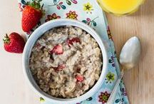 Breakfasts / Quick and nourishing recipes for your mornings.