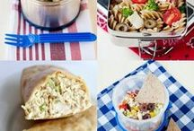 Packed Lunches / For littles and professionals