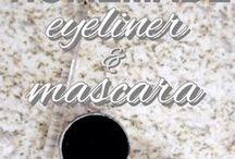 DIY Toiletries & Makeup