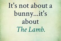 It's not about the Bunny .....