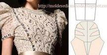 Sleeve/pattern