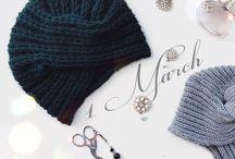Вязаные шапочки и не только / Магазин вязаных вещей и не только✨ ✨ONLY HANDMADE✨ https://www.instagram.com/_minnessi_shop