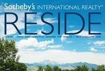 RESIDE Magazine / by Heritage Sotheby's International Realty