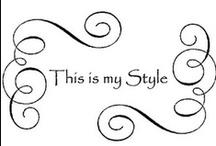 My style....
