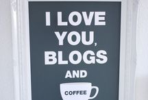 The Blogger in me