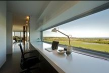 Luxury Workspace / Inspiring workspace @ home