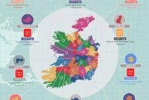 Ireland My Home / by SJ 👩👨👦👶👨👩👦👦🇮🇪📱👓👙💄