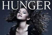 Hunger Magazine Covers / An archive of Hunger Magazine covers.