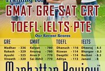 Best Offers On All Courses / Manhattan Review's experts have been training and guiding student and helping them achieve great scores on the GMAT Test, GRE Exam, SAT Prep, IELTS Score, TOEFL Score, PTE Exam and thus getting them closer to the goal of getting into their dream university abroad. Planning to study in the topmost university in USA. Call Manhattan Review for assistance on the Admission Counseling. Call us on 08008004159. Visit: www.indiamr.com  Higher score Guaranteed by Manhattan.