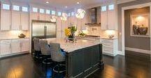 Kitchens / Prodigy Homes Inc. Kitchen Designs