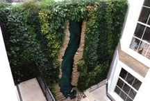 Scotscape Living Walls / A celebration of Scotscape Living Walls showing how vertical greening can make any wall beautiful. From inner city walls, to courtyard gardens, living rooms and offices....