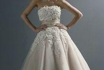 W E D D I N G    D R E S S E S / Wedding dress inspiration