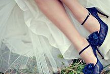 W E D D I N G  S H O E S / Inspiration for what shoes to wear on your wedding day