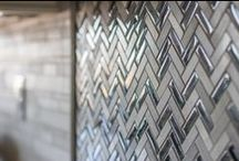 On-Trend Tile / These on-trend tile styles are sure to add visual interest and class to any home