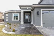 Exteriors / Stunning home exteriors