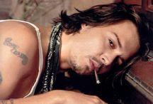 Johnny Depp so hott! / by April Rodriguez