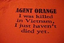 """Agent Orange Third Generation / Multiple diseases, multiple Doctors, all saying the same thing, """"Never saw this before."""""""