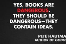 Banned Books Week Quotes / by Banned Books Week - American Library Association