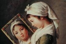 18th Century Children's Portraits and Prints / These portraits and prints have children in them or with adults.  This is to separate them out from the women and men.  There may be 17th or even 19th century portraits within.