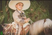 portraits: damien / We have been photographing Damien since he was in the womb. Now four years old, we get to see him grow more and more. This year we took photos at the horse stables in Long Beach, and these photos couldn't be cuter!