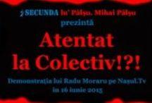 Flacara COLECTIV sau Revolutia Tunisiana