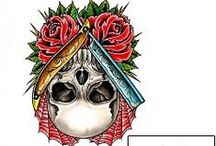 Traditional Tattoos / Traditional tattoo designs created by Tattoo Johnny artists