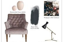 The Edit / On the Edit we explore different ways to style your Parker Knoll sofa or chair.